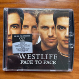 westlife-westlife Dualdisc Westlife Face To Face [importado Cd E Dvd]